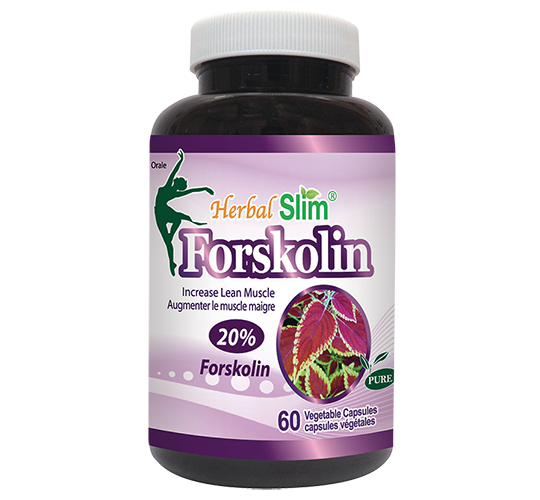 Herbal Slim Forskolin  20% 60 Vcaps